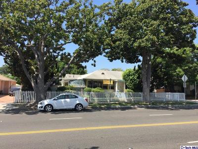 Culver City Residential Lots & Land Sold: 4061 Sawtelle Boulevard