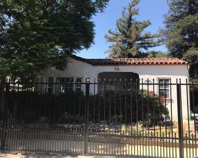 Los Angeles Single Family Home For Sale: 1563 North Avenue 47