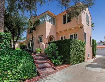 Glendale Single Family Home For Sale: 1320 Loreto Drive