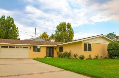Canoga Park Single Family Home For Sale: 22229 Covello Street