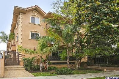 Burbank Condo/Townhouse For Sale: 500 East Valencia Avenue #101