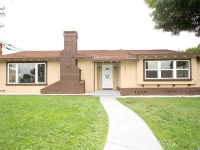 Arcadia Single Family Home For Sale: 601 Beverly Drive