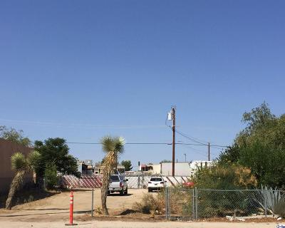 Rosamond CA Residential Lots & Land Sold: $160,000