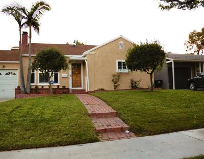 Burbank Single Family Home For Sale: 1841 North Rose Street