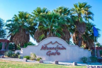 Palm Springs Rental For Rent: 1099 Oro