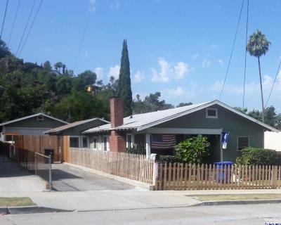 Los Angeles Single Family Home For Sale: 1828 Wollam Street