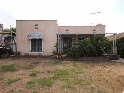 Los Angeles Single Family Home For Sale: 1412 Laveta Terrace