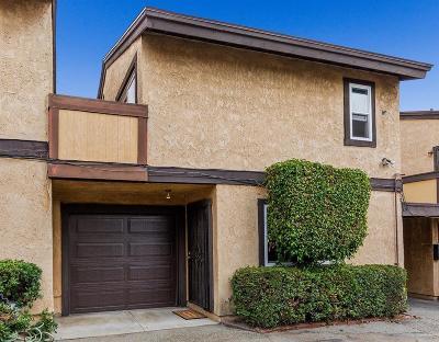 Pasadena Condo/Townhouse For Sale: 424 North Wilson Avenue #3