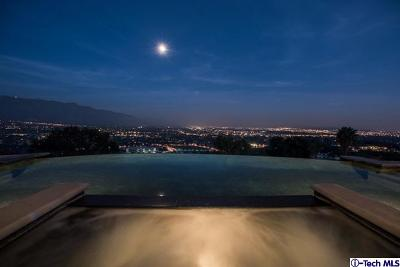 Pasadena Single Family Home For Sale: 1525 Glen Oaks Boulevard