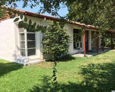 Burbank Single Family Home For Sale: 1303 North Lincoln Street