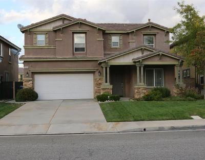 Palmdale Single Family Home For Sale: 2333 Delicious Lane