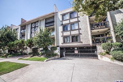 Glendale CA Condo/Townhouse Sold: $341,000