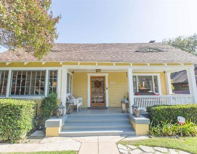 South Pasadena Single Family Home For Sale: 1126 Fairview Avenue