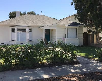 Burbank Single Family Home For Sale: 4226 West McFarlane Avenue