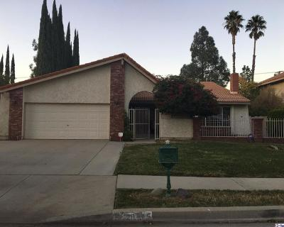 Chatsworth Single Family Home For Sale: 21315 Kingsbury Street