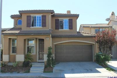 Valencia Single Family Home For Sale: 28947 Mirada Circulo