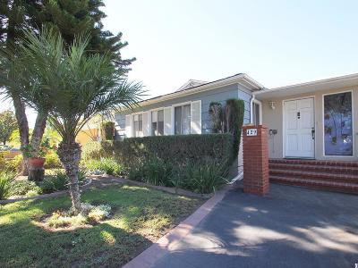 Burbank Single Family Home For Sale: 429 North Cordova Street