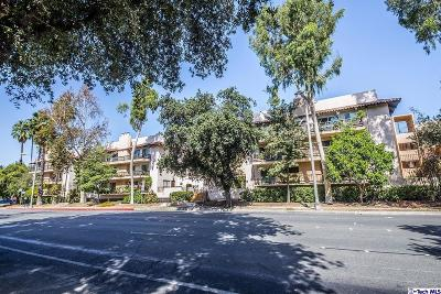 Pasadena CA Condo/Townhouse Sold: $395,000