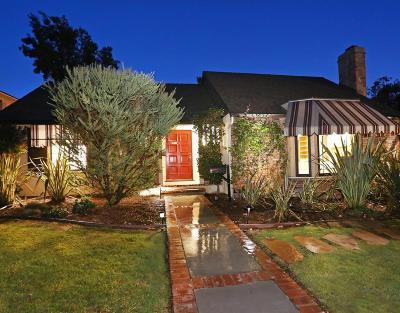 Glendale Single Family Home For Sale: 1260 Oak Circle Drive