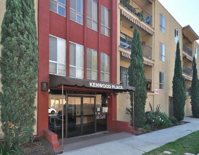 Glendale Rental For Rent: 620 North Kenwood Street #101