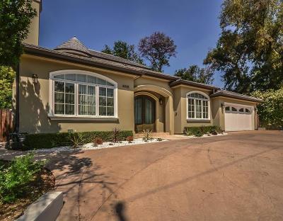 La Canada Flintridge Single Family Home For Sale: 4935 Oakwood Avenue