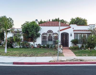 Glendale Single Family Home For Sale: 1014 Monterey Road