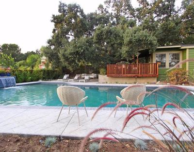 Pasadena Single Family Home For Sale: 3438 Vosburg Street