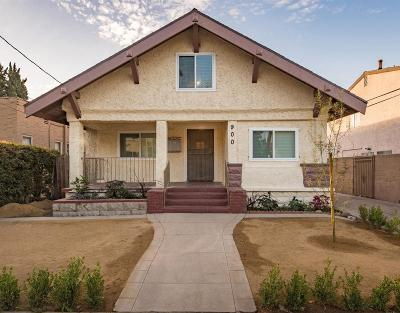 Glendale Rental For Rent: 900 East Garfield Avenue #A