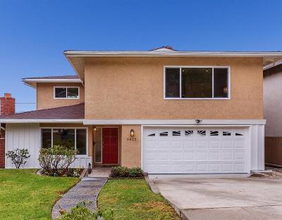 Glendale Single Family Home For Sale: 3622 Virginia Street