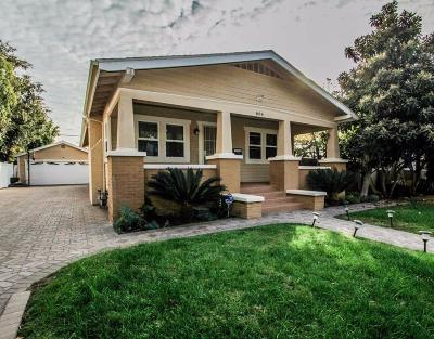 Glendale Single Family Home For Sale: 666 West Lexington Drive