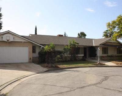 Glendale Single Family Home For Sale: 1756 Foothill Drive