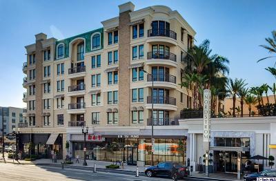 Glendale Condo/Townhouse For Sale: 456 Caruso Ave Avenue