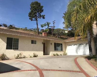 Glendale Rental For Rent: 1617 Larco Way