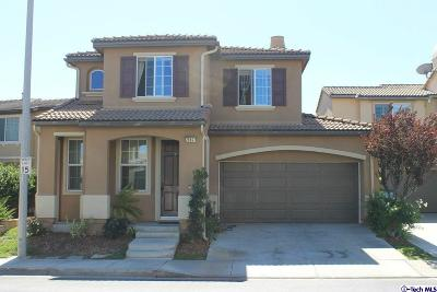 Valencia Single Family Home For Sale: 28947 Mirada Circulo