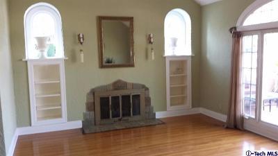 Glendale Rental For Rent: 3469 Las Palmas Ave Avenue