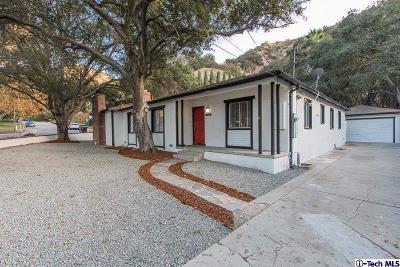 Glendale Rental For Rent: 2780 East Glenoaks Boulevard