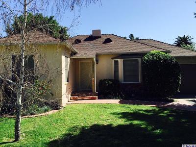 Sherman Oaks Rental For Rent: 4828 Norwich Avenue