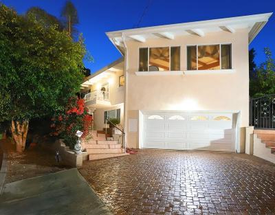 Burbank Single Family Home For Sale: 1000 Sherlock Drive