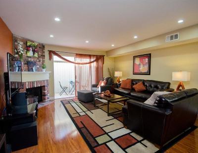 Burbank Condo/Townhouse For Sale: 525 East Verdugo Avenue #H