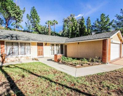 Northridge Single Family Home For Sale: 12076 Eddleston Drive