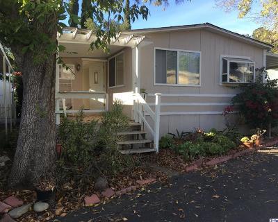 Woodland Hills Mobile Home For Sale: 4201 Topanga Canyon Boulevard #62