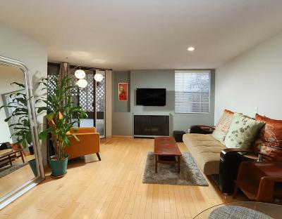 Los Angeles County Condo/Townhouse For Sale: 740 North Kings Road #122