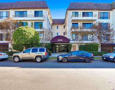 Sherman Oaks CA Condo/Townhouse Closed: $749,000