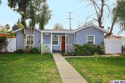 Canoga Park Single Family Home For Sale: 22056 Cohasset Street
