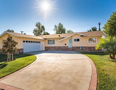 Canoga Park Single Family Home For Sale: 21842 Rodax Street
