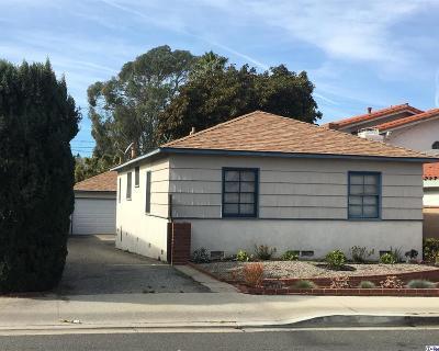 Manhattan Beach Single Family Home For Sale: 3529 Pacific Avenue