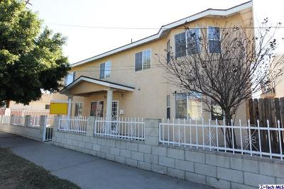 Long Beach Single Family Home For Sale: 720 East 19th Street