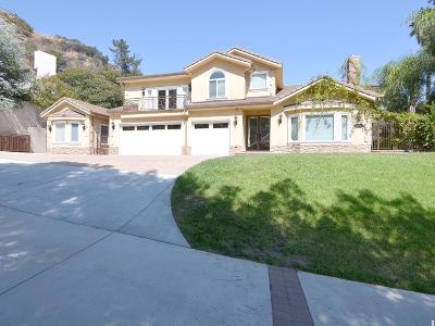 Glendale Single Family Home For Sale: 3511 Emerald Isle Drive