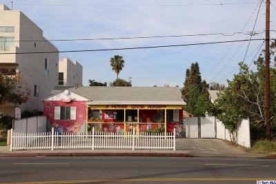 Valley Village Single Family Home For Sale: 11849 Burbank Boulevard