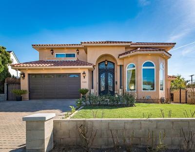 Burbank Single Family Home For Sale: 1040 East Elmwood Avenue